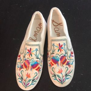 Sam Edelman peony shoes